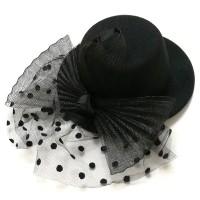 Шляпка на заколке ЕЗК 135-1