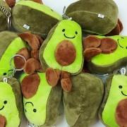 Брелок авокадо БПП 8-26